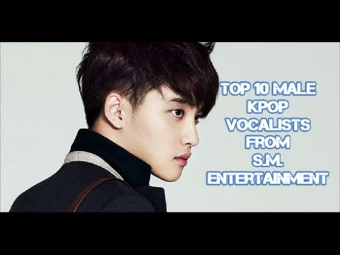 Top 10 Male Kpop Main Vocalists - SM Entertainment