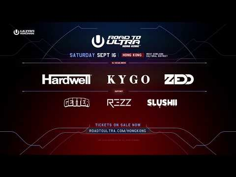 Road to Ultra Hong Kong 2017 -- Lineup Promo