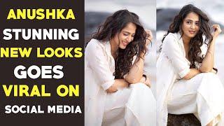 Anushka Shetty's stunning new look photos goes viral on so..