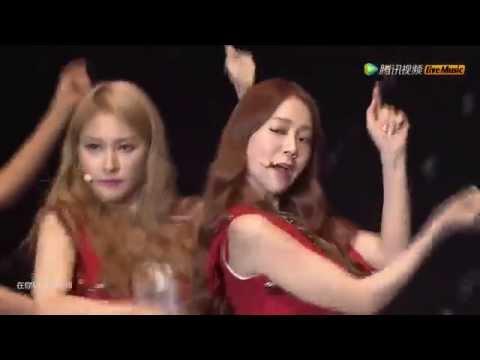 K-Live 極限璀璨之夜 KARA X Boyfriend 上海演唱會『 CUPID 』