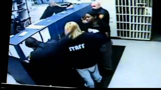 Booking leads to police brutality bust