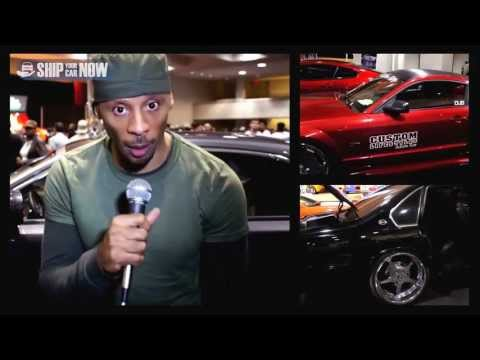 Dub Auto Show 2013 NYC - Ship Your Car Now