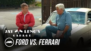 "Full Opening: Matt Damon Talks ""Ford vs. Ferrari"" With Jay - Jay Leno's Garage"