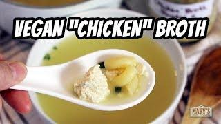 DIY VEGAN 'CHICKEN' BROTH POWDER | Recipe by Mary's Test Kitchen