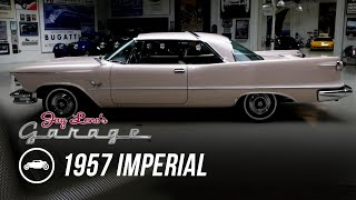 The Giant and Luxurious 1957 Imperial - Jay Leno's Garage