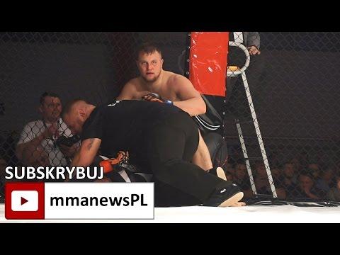 """""""Chcę walczyć z najlepszymi."""" – Michał Orkowski po znokautowaniu rywala na Dragon Fight Night 2"""