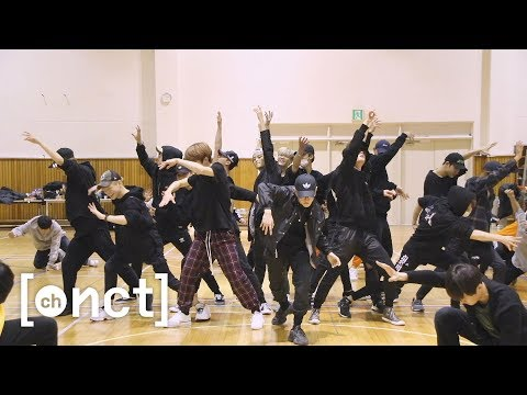NCT 엔시티 Dance Practice Behind @2018 가요대전