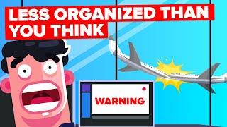 Air Traffic Control - It's Less Organized Than You Think