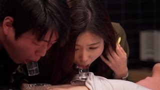 Koreans Try Crazy American Shots