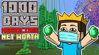 Luke TheNotable's Net Worth After 1000 Days of Hardcore Minecraft