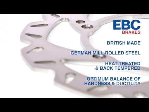 EBC Brakes CX Extreme™ Motocross rotors