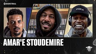 Amar'e Stoudemire | Ep 64  | ALL THE SMOKE Full Episode | SHOWTIME Basketball