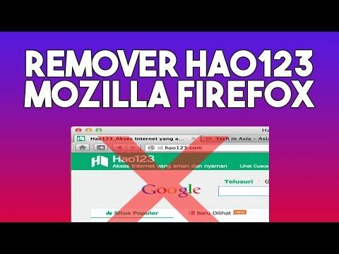 Baixar Como Remover o Hao123 do Mozilla Firefox 2014