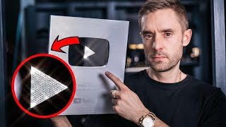 I Made The First REAL Diamond YouTube Play Button
