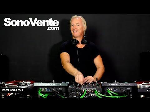 Vidéo Denon dj sessions dj hell - SonoVente com
