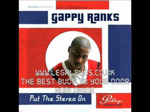 Pumpkin Belly - Gappy Ranks - Put The Stereo On - 2010
