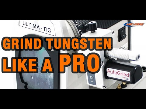 GRIND TUNGSTEN LIKE A PRO [Ultima Autogrind]