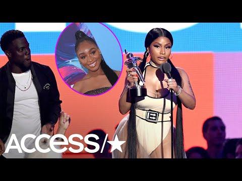 Normani Thanks Nicki Minaj For The MTV VMA Support: 'I Love You!' | Access