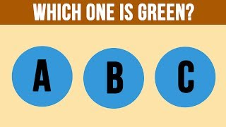 Can You Pass This Colorblind Test?