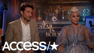 'A Star Is Born': Lady Gaga Reveals Big-Screen Fame 'Was Never A Career Choice' | Access