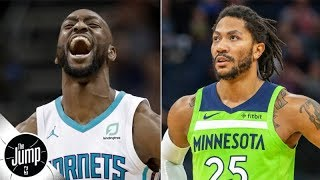 Kemba Walker to the Celtics, Derrick Rose to Pistons in 2019 NBA free agency | The Jump