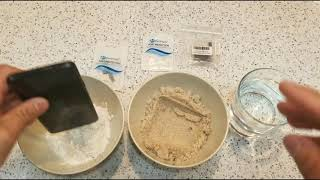 Portplugs dust and water resistance test S9/S9 Plus