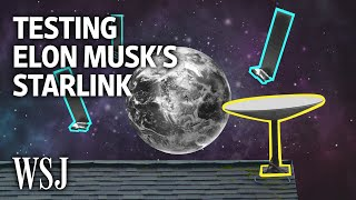 Testing Elon Musk's Starlink: Is It Really a Rural Internet Game Changer? | WSJ