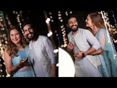 Badminton Star Jwala Gutta and actor Vishnu Vishal announce wedding date