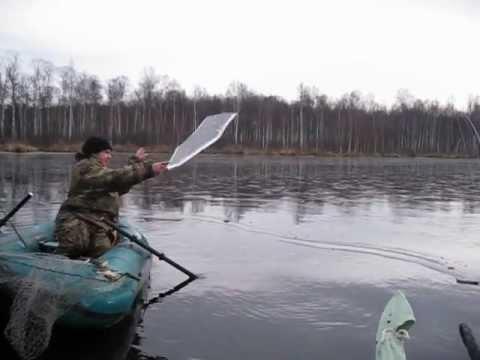 Приехали мля с лодкой ))))