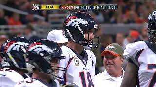 2014 Broncos @ Rams
