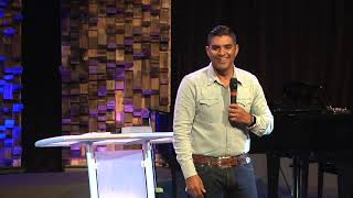 Send Me Series: God's Desire - Guest Speaker Rudy Paniagua