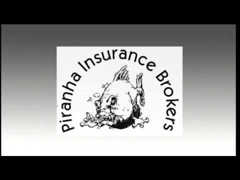 Piranha Insurance Brokers advertisement