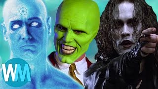 Best  Unconventional Superhero Movies