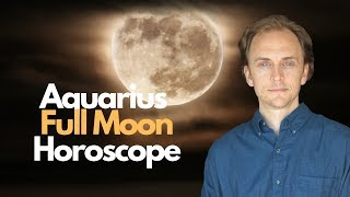 SHINE your TRUTH! Aquarius Full Moon Astrology Horoscope for August 2019