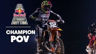 Champion Shane McElrath POV Semi-Final Run | Red Bull Straight Rhythm 2018