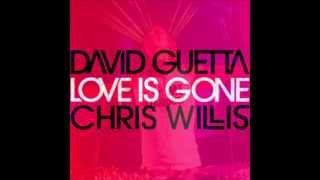David Guetta feat Chris Willis-Love Is Gone