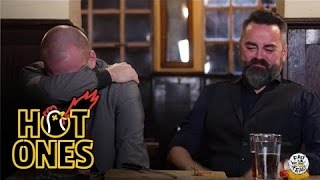 Sean Evans and Chili Klaus Eat the Carolina Reaper, the World's Hottest Chili Pepper | Hot Ones