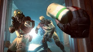 VR Juggling in Half-Life Alyx
