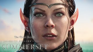 The Elder Scrolls Online: Summerset - Cinematic Trailer