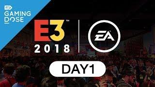 [GamingDose LIVE] E3 2018: EA Press Conference