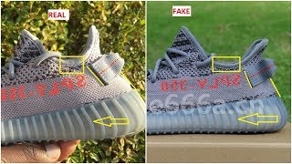 Fake Adidas Yeezy 350 V2 Beluga 2.0 Spotted-Quick Ways To Identify Them