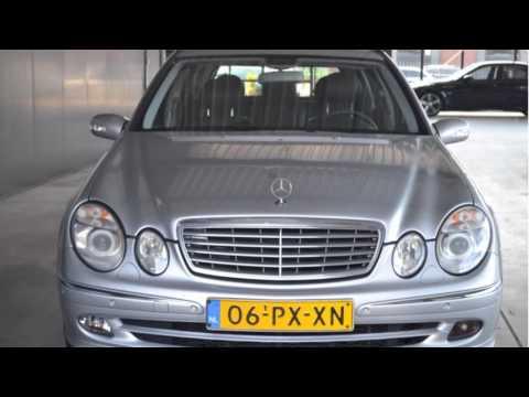 Mercedes-Benz E-Klasse Combi 220 CDI ELEGANCE Automaat EXPORT!