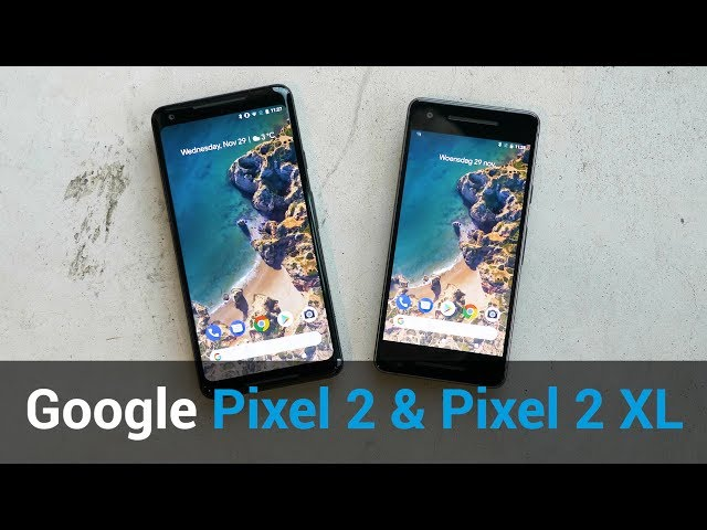 Belsimpel.nl-productvideo voor de Google Pixel 2 XL 64GB Black