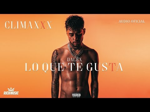Dalex - Lo Que Te Gusta [Audio Oficial]