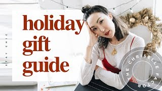 Holiday Gift Guide 🎁 | Chriselle Lim