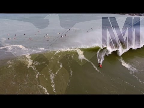 Aerial Puerto Escondido : Maverick Moments : July 5 & 6 2014