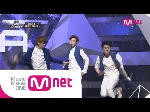 Mnet [엠카운트다운] 제국의아이들(ZE:A) - 숨소리(Breath) @M COUNTDOWN 2014.06.05