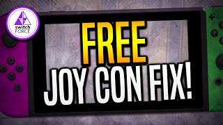 Nintendo Will FIX Joy Con Drift For FREE! (Switch News)