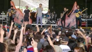 Dance Gavin Dance - Inspire The Liars (Vans Warped Tour 2017, ATL)