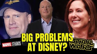 Star Wars & Marvel In Trouble? HUGE & BAD NEWS FOR DISNEY!